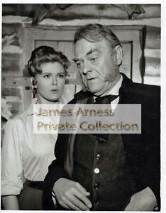 James Arness Gunsmoke Marshal Dillon Patricia Blair Daniel Boone Photo #43