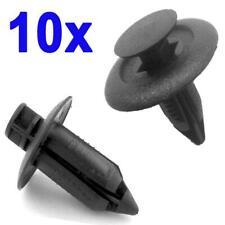For Suzuki Motorcycle Fairing / Panel Fastener Clips - 6mm Plastic Rivet - 10pcs