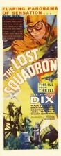 """The Lost Squadron Poster Movie Poster Insert 14""""X36"""""""
