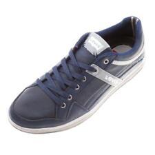 LEVI`S Men`s Leather Lace Up Trainer Shoe UK 9 (222487)