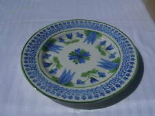 """WILLIAMS SONOMA AERIN ARDSLEY DINNER PLATES SET OF FOUR 11 3/4"""" NEW WITH TAGS"""
