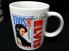 Elvis Presley Coffee Mug Cup Always The Original Signature Product Tea