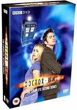 Doctor Who - The Complete BBC Series 2 Box Set David Tennant Brand New DVD