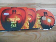 CD Country Lynne Hanson - Once The Sun Goes Down (11 Song) PRIVATE PRESS