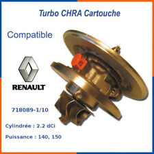Turbo CHRA Cartouche pour RENAULT LAGUNA 2 2.2 DCI 150 cv 125192, 718089 5008s