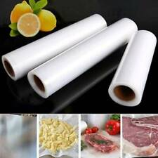 """New listing Vacuum Sealer Bags For Food Saver Seal A Meal 8X20"""" 11X20"""" Roll Us Stock"""