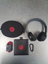 Beats By Dr Dre Solo 2 Wired On-Ear Headphone Black (B0518 BLK)