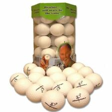 Almost Golf White Practice 36 Golf Balls Hits Feel Like Real Golf Ball 40 YARDS