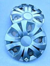 4x Radkappen / Radzierblenden / Radblenden für Stahlfelgen 13 Zoll Silber NEU
