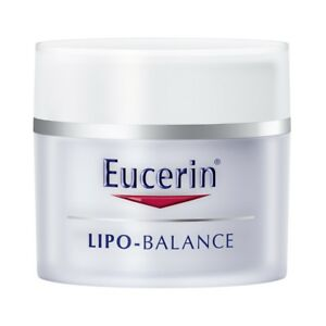 Eucerin Lipo-balance 50ml for dry and sensitive skin face creme