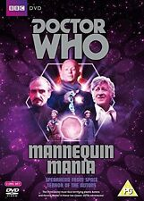 Doctor Who Mannequin Mania Spearhead from Space  Terror of the Autons [DVD]
