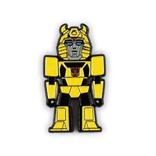 kidrobot Transformers vs GI Joe Enamel Pins - Bumblebee - NEW