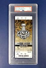 2019 Stanley Cup Finals Game 7 Ticket PSA 5 EX St. Louis Blues vs Boston Bruins