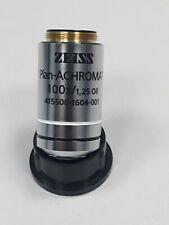 ZEISS objektiv Plan-neofluar 100x/1 30 Oil Vom Fachhändler