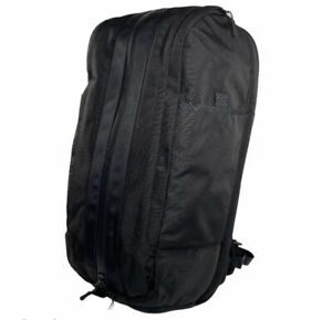 AER Duffel Pack 2 Black Hybrid Backpack Gym Office Bag Backpack Travel