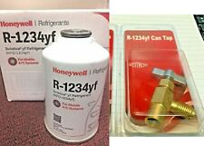 R1234yf Refrigerant Honeywell, 8 oz Solstice® yf, FREE CAN TAP, FREE SHIPPING