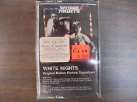 "NEW SEALED ""Whitenights"" Soundtrack   Cassette Tape (G)"