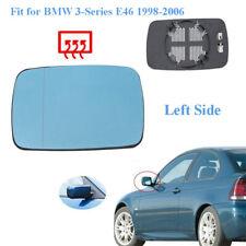 Fits 1999-2006 BMW 323i 325i 328xi 330i 525i 528i Left Side Mirror Glass Heated