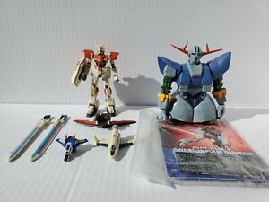 MSIA Gundam SEED DESTINY ZGMF-X56S/β Sword Impulse + Zeon Figure MIA