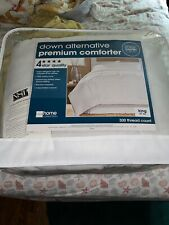 Down Alternative Premium Comforter **JCPenney Home Collection** King Size Bed