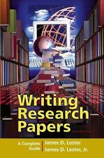 Writing Research Papers: A Complete Guide (perfect-bound) (11th Edition) (Writin