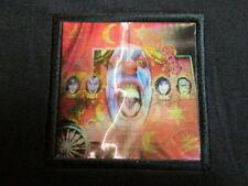 KISS PSYCHO CIRCUS LENTICULAR 3D CD ALBUM COVER XL SHIRT GENE PAUL PETER ACE