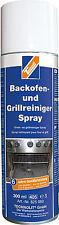 Backofen und Grillreiniger Spray 300ml Technolit Aktivschaum Reiniger  825060