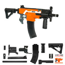 Worker MOD F10555 MP5K PWD Imitation Kit 3D Printing Combo for STRYFE Modify Toy