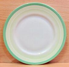 """Shelley Eve Shape """"Bands & Shades"""" Pattern 11959 Side Plate."""