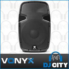"""Spj-1200a 12"""" Inch Active 600w Powered Speaker Amplifier PA DJ Public"""