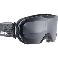 Alpina Skibrille Pheos S MM black matt/MM black S3 Gr. M40 UVP €99,95