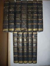 Histoire Antiquité: Oeuvres de Plutarque, 12 vol, 1801-1803, BE