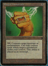 Ring of Immortals Legends VERY HEAVILY PLD Reserved List CARD (ID 48508)ABUGames