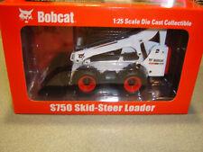 Bobcat S750 Skid Steer Loader 1/25 Diecast Norscot 6988732 Model Dealer Item