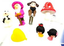 Doll House Accessories 1:12th Miniature 1 Set of Fairy Garden Items