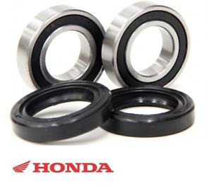 '04-'18 Honda CRF250 R Front Wheel Bearing & Seal Kit
