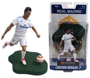 Cristiano Ronaldo #7 Real Madrid Spain Soccer Football Player Figure Fútbol 18