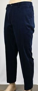 Polo Ralph Lauren Navy Blue Classic Fit Corduroy Pants NWT