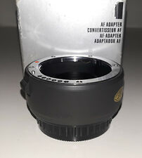SMC Pentax-F AF 1.7x Adapter (BRAND NEW!)