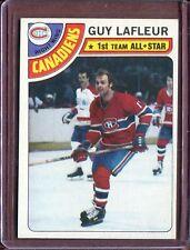 1978 Topps 90 Guy Lafleur AS1 EX-MT #D88541
