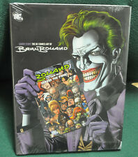 2011 COVER STORY: THE DC COMICS ART OF BRIAN BOLLAND SEALED HTF