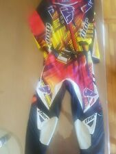 Motocross clothing set, Thor XS, never worn.