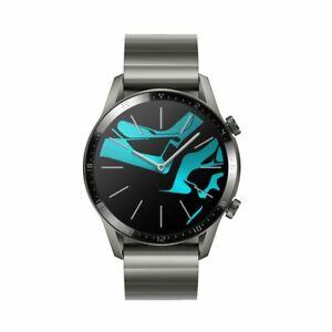 Huawei GT 2 Elite 46mm Smart Watch AMOLED Touchscreen 4 GB GPS Heart Beat