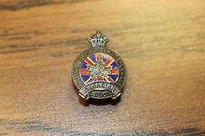 VINTAGE RARE 1927 ROYAL CANADIAN LEGION PIN BRITISH EMPIRE SERVICE #13794
