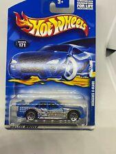 Hotwheels 1:64 Mercedes C-Klasse Blau