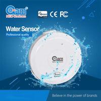 Z wave Flood Water Leak Alarm Sensor Water Leakage Sensor Home Automation System