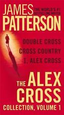 NEW SEALED ALEX CROSS COLLECTION VOL 1 PAPERBACK BOOK SET by JAMES PATTERSON