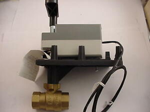 Siemens Zone Valve Actuator SFA71U//25    Ships on the Same Day of the Purchase