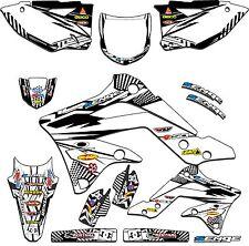 2013 2014 2015 KXF 450 GRAPHICS KIT KAWASAKI KX450F KX F 450F DECO DECALS MOTO