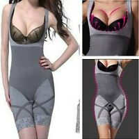 Underbust Firm Tummy Control Slimming Control Body Shaper Shape Wear Waspie Suit
